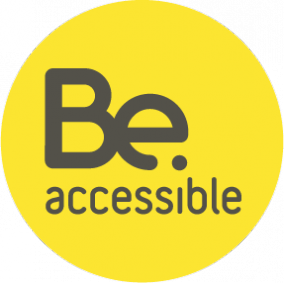 logo be accessible1
